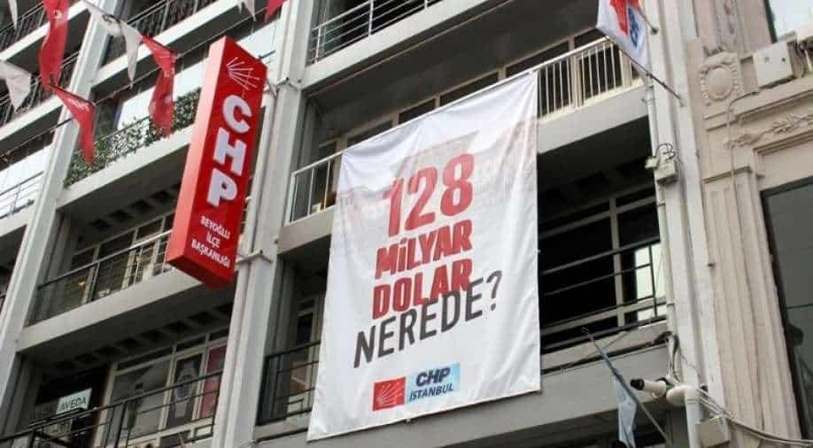 'Where are 8 billion?', Turkey questions Erdogan about forex money, World News