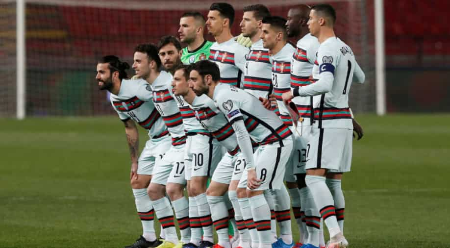 Football Portugal Have Talent And Mentality To Go All The Way Again Sports News Wionews Com