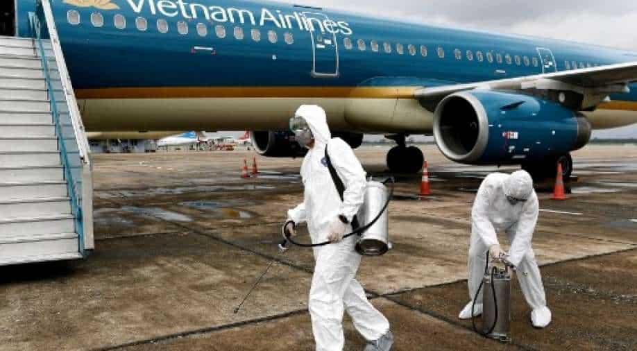 After detecting 'hybrid variant', Vietnam to suspend incoming international  flights to Hanoi, World News   wionews.com