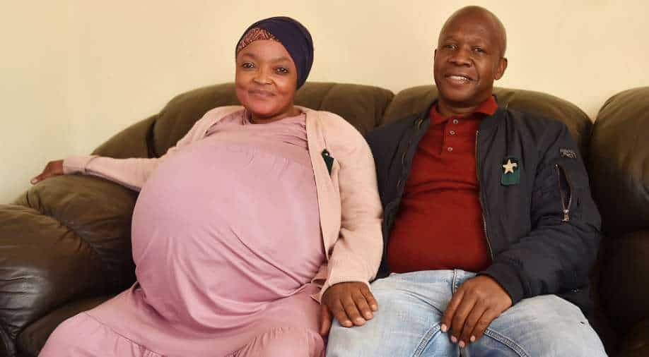 Woman in South Africa gives birth to 10 babies: Earlier Guinness World Record was 9, Trending News | wionews.com