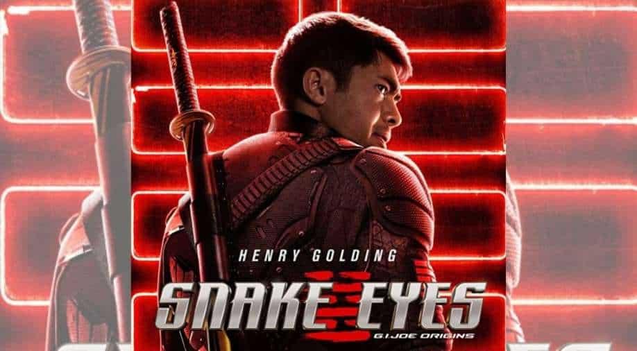 Watch 'Snake Eyes: G.I. Joe Origins' new clip: Featurette tells a lot about  the ninja warriors, Entertainment News   wionews.com