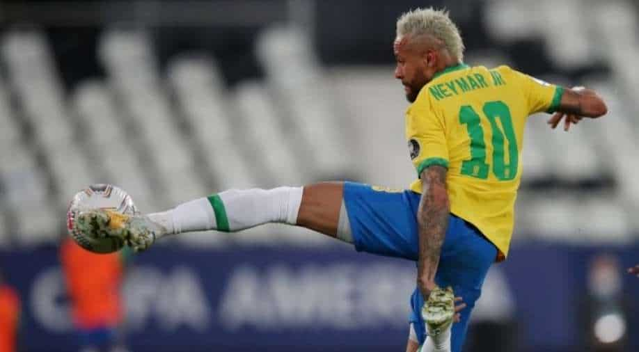 Copa America: Late goal gives Brazil controversial 2-1 win over Colombia