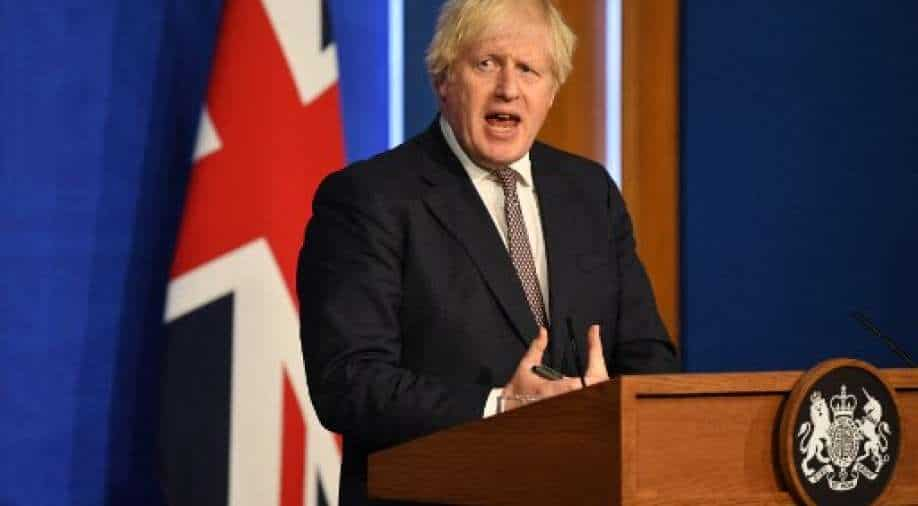 PM Johnson to set out plan to 'level up' Britain