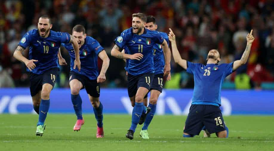 Euro 2020: 'It is youngsters against old men' – Leonardo Bonucci wary of England speed