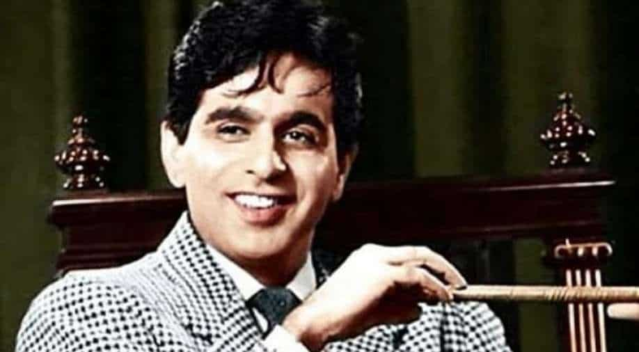 Dilip Kumar (1922-2021): The legend who inspired generations of artists,  Entertainment News | wionews.com
