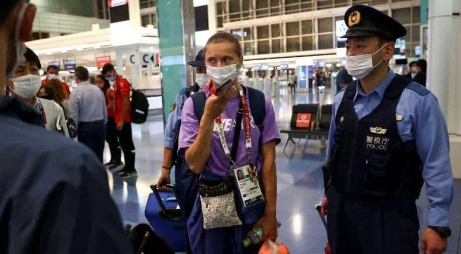Tokyo Olympics: IOC to launch formal investigation into Krystsina Tsimanouskaya situation - WION
