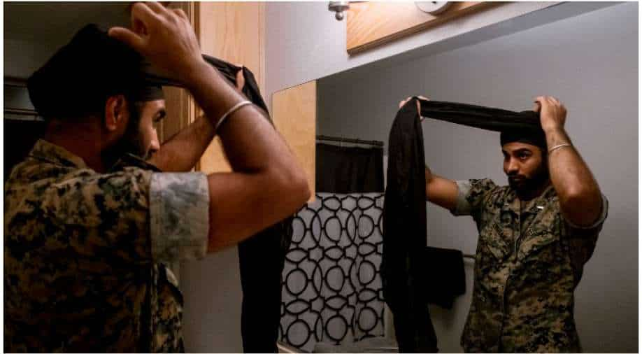 US Marines Reluctantly Let Sikh Officer Wear Turban. He May Sue: Report